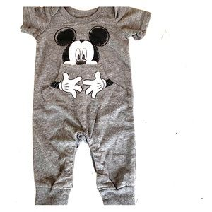 Mickey onesie